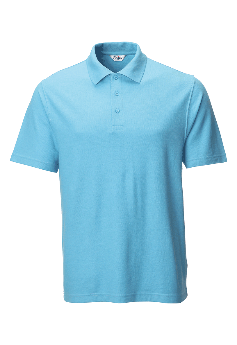 Picture of Unisex Poloshirt - Sky Blue