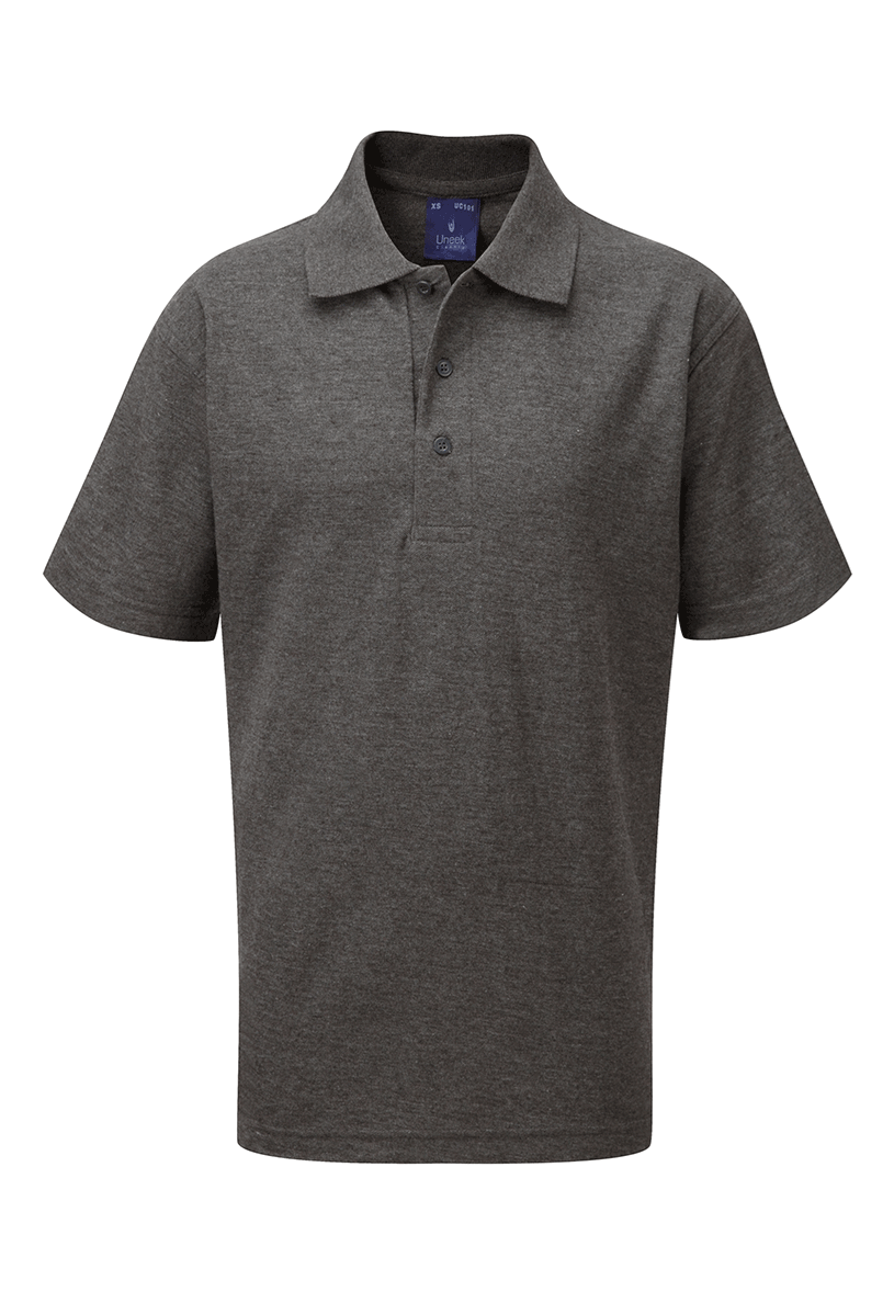 Picture of Unisex Poloshirt - Slate Grey