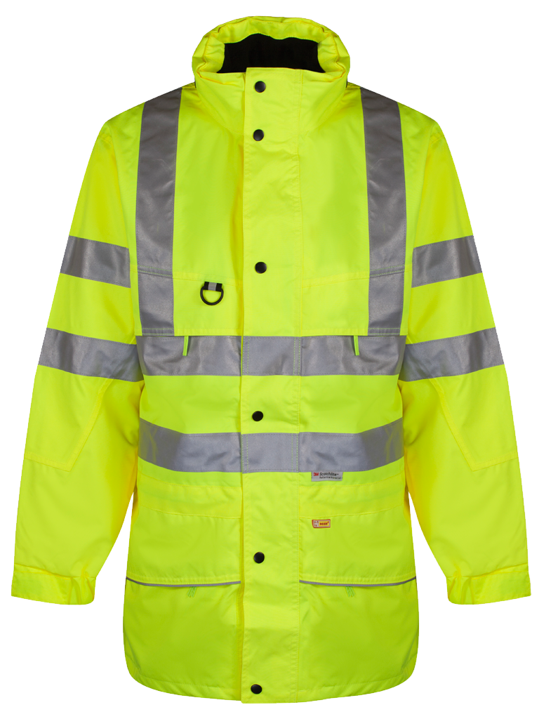 Picture of Hi-Vis Jacket - Yellow