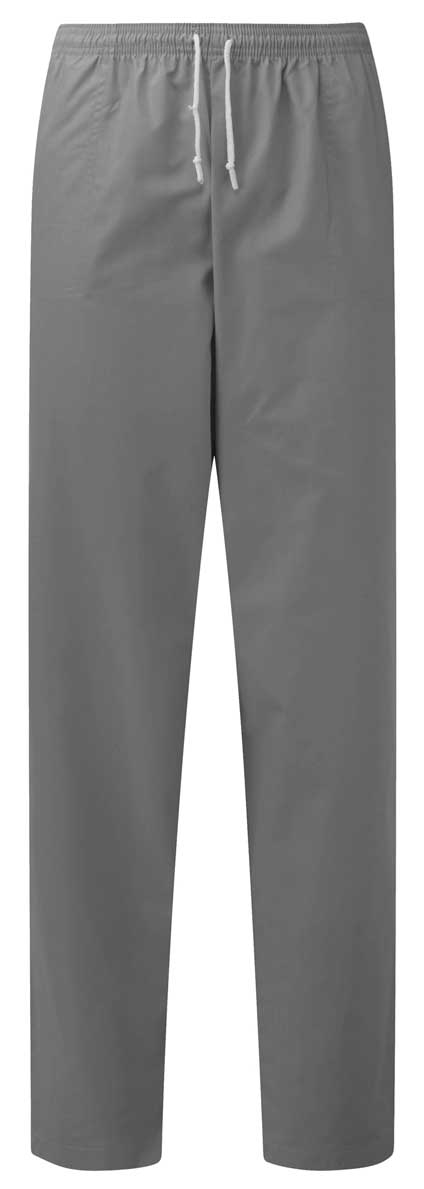 Picture of Unisex Smart Scrub Trousers - Hospital Grey