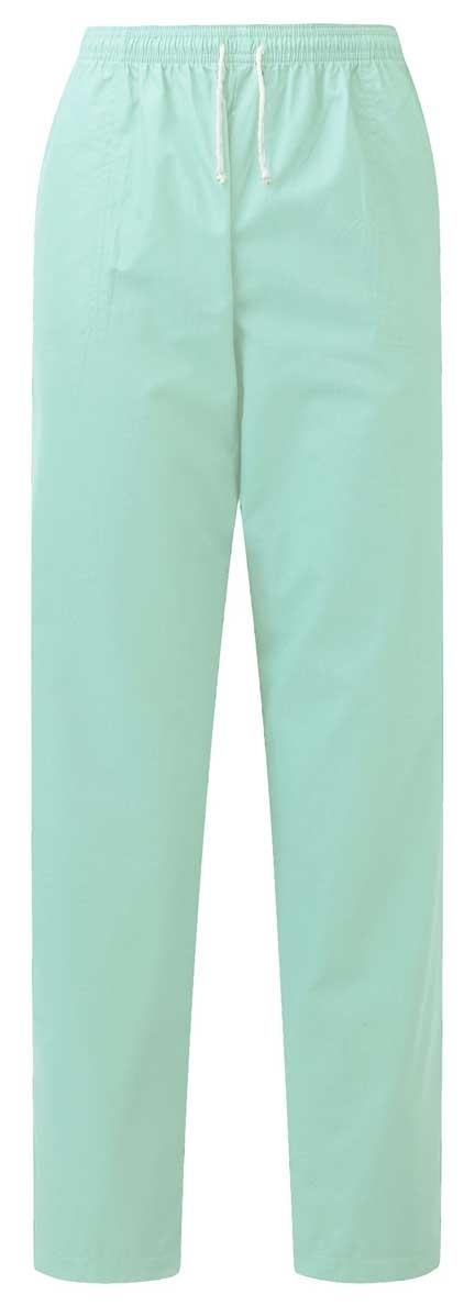 Picture of Unisex Smart Scrub Trousers - Eau De Nil