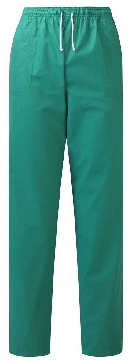 Picture of Unisex Smart Scrub Trousers - Jade