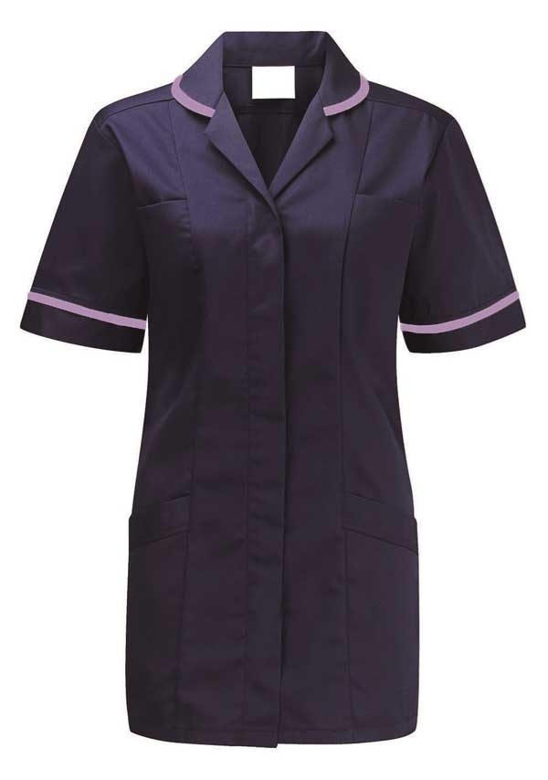 Picture of Advantage Tunic - Navy/Lilac