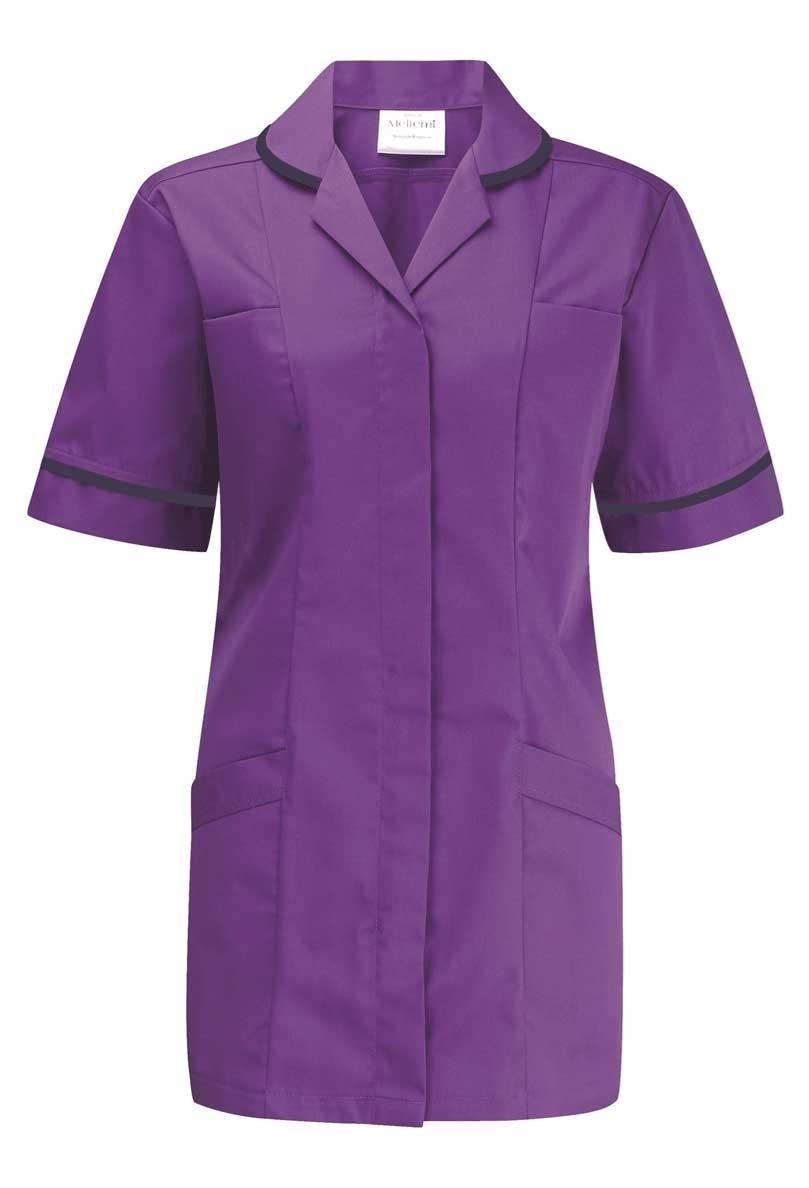 Picture of Advantage Tunic - Purple/Navy