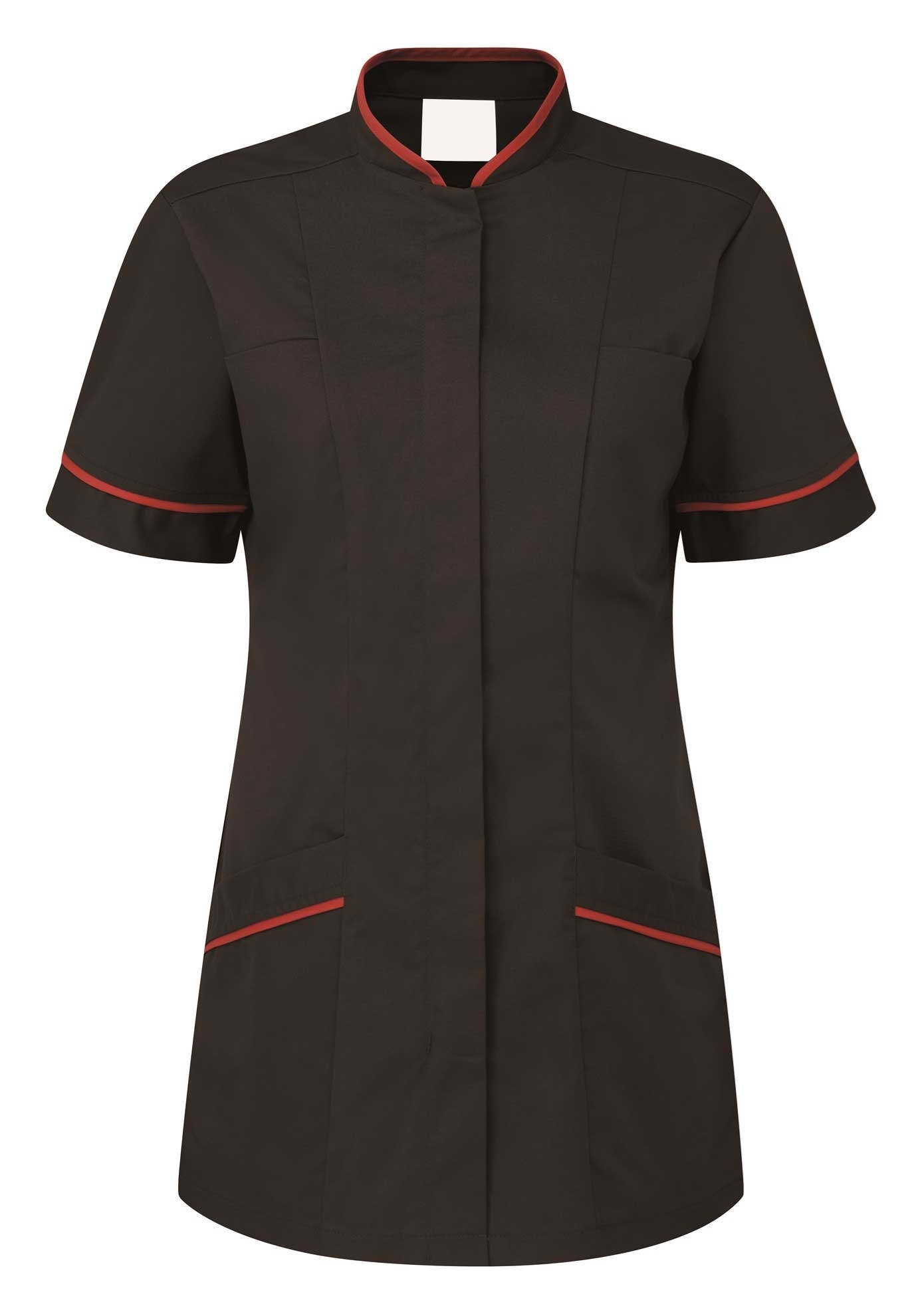 Picture of Professional Tunic - Black/Red