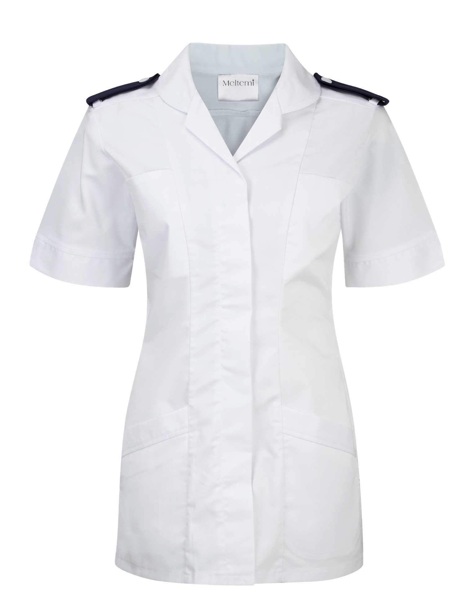 Picture of Plain Tunic For Epaulettes - White