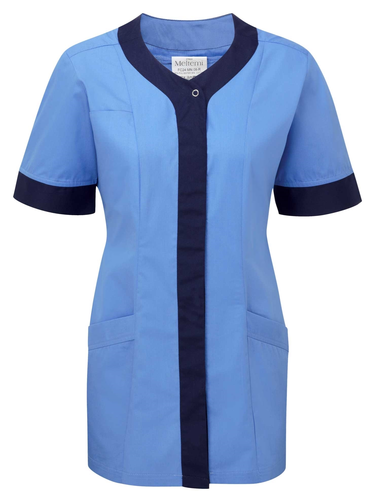 Picture of Universal Tunic - Metro Blue/Navy