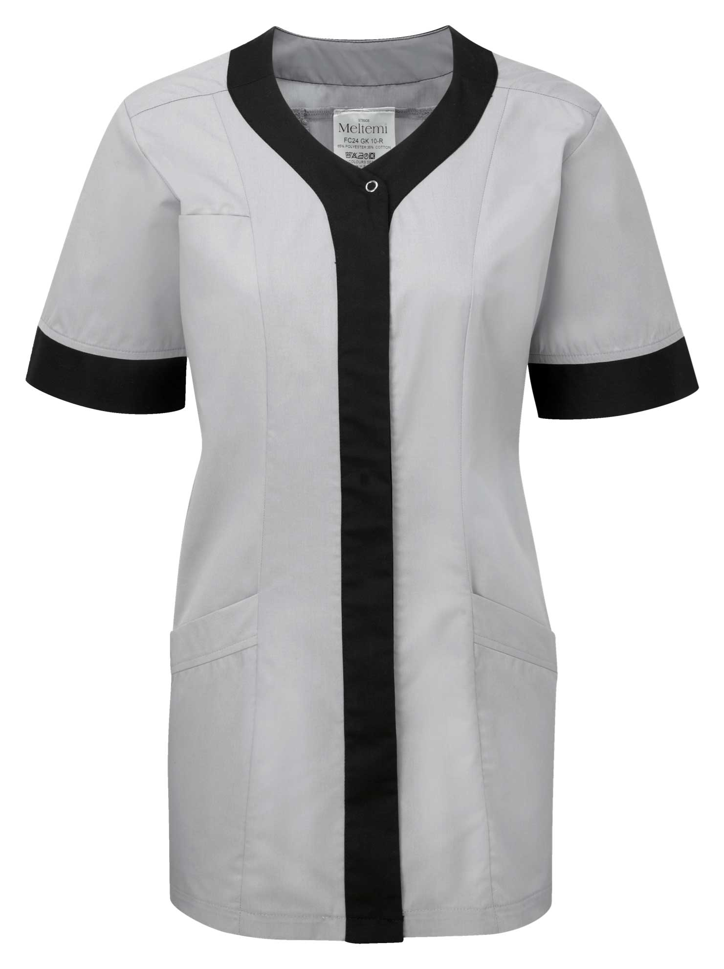 Picture of Universal Tunic - Grey/Black