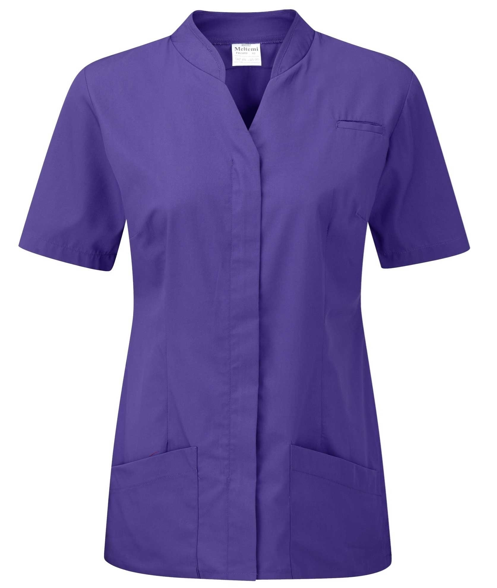 Picture of Polycotton Top - Purple
