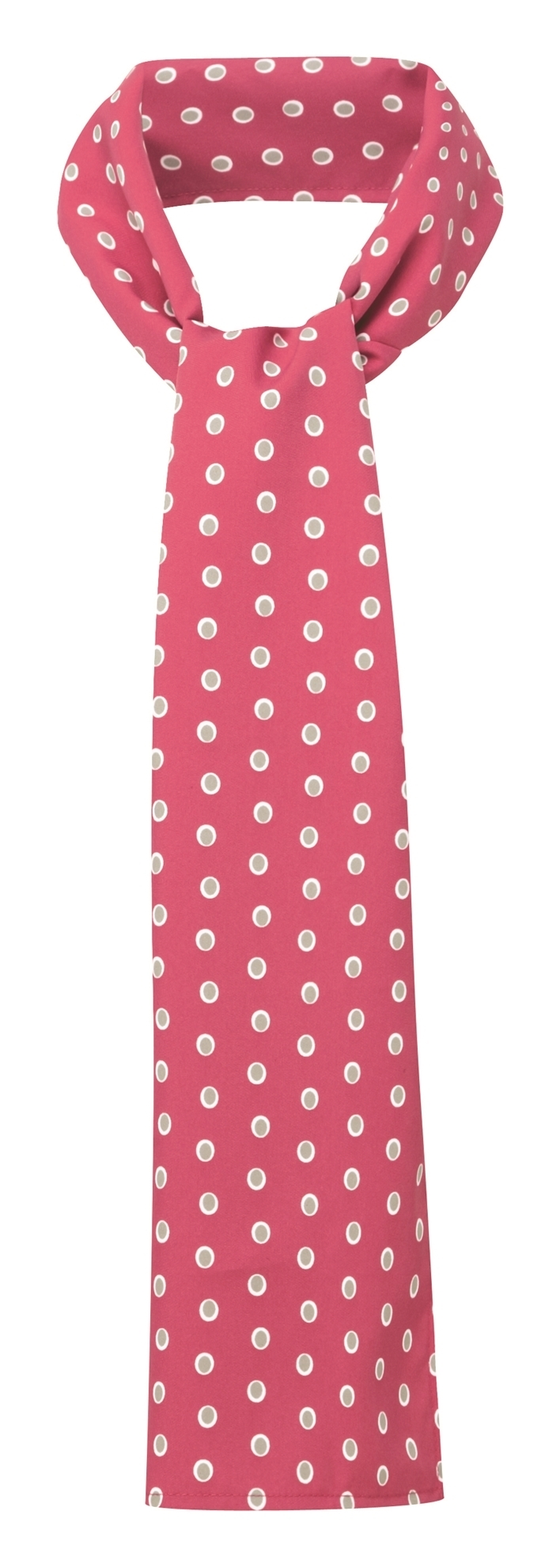 Picture of Long Scarf - Pink/Grey Ella Print