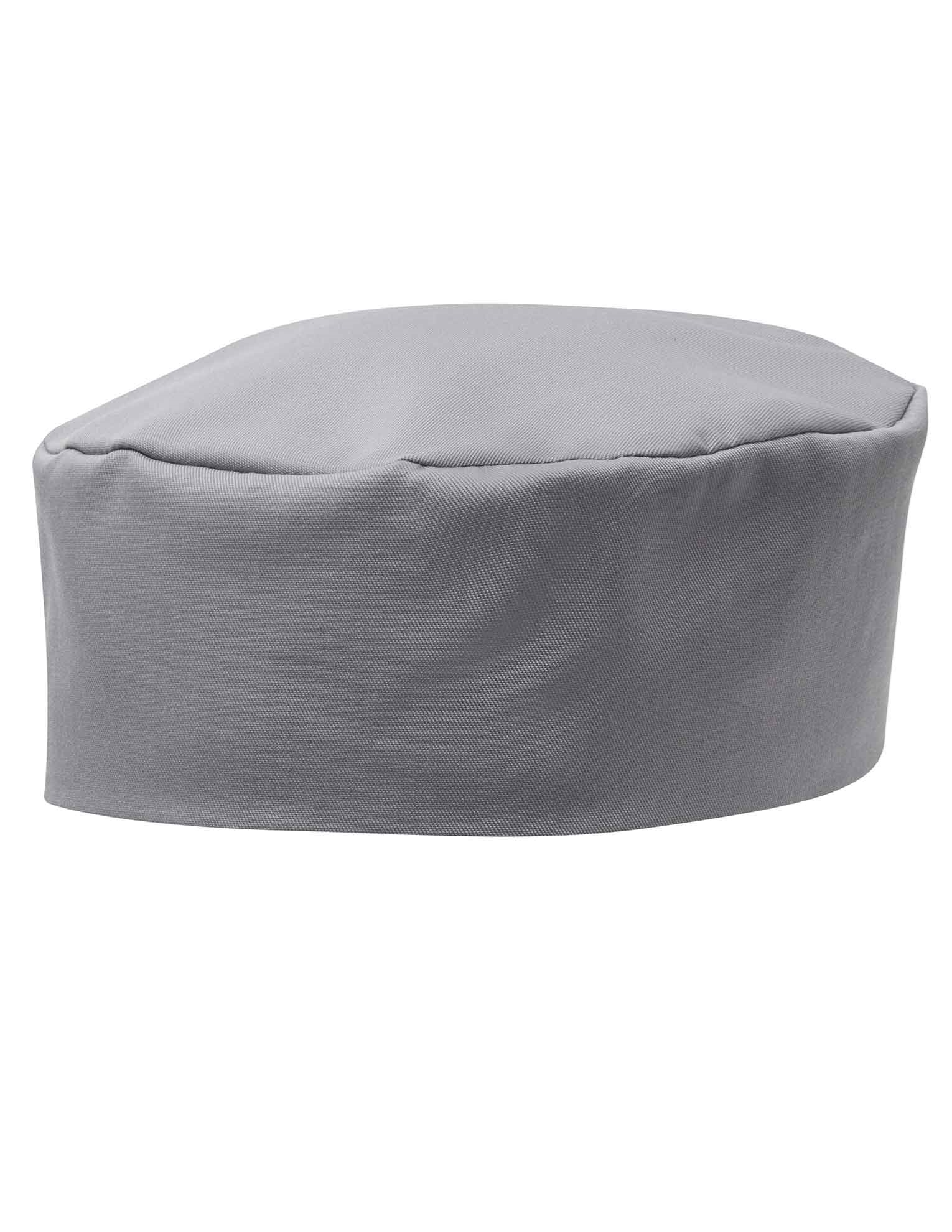 Picture of Chefs Skull Cap - Hospital Grey