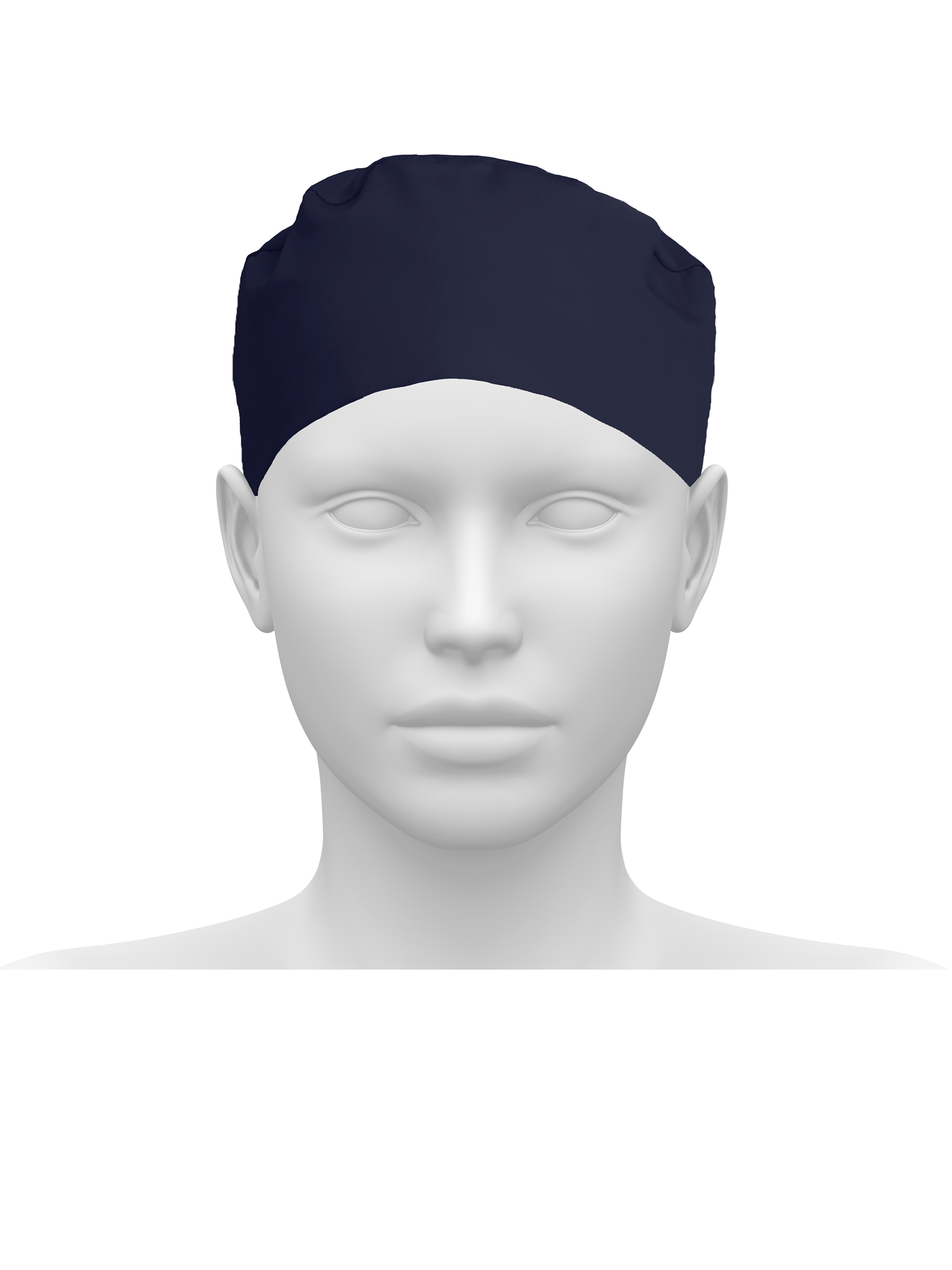 Picture of Elasticated Back Theatre Cap - Navy