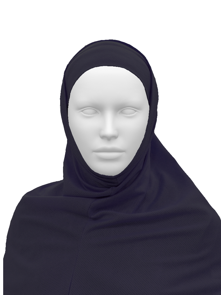 Picture of Hijab - Navy