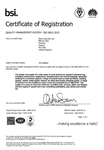 Picture for category BSI Certification