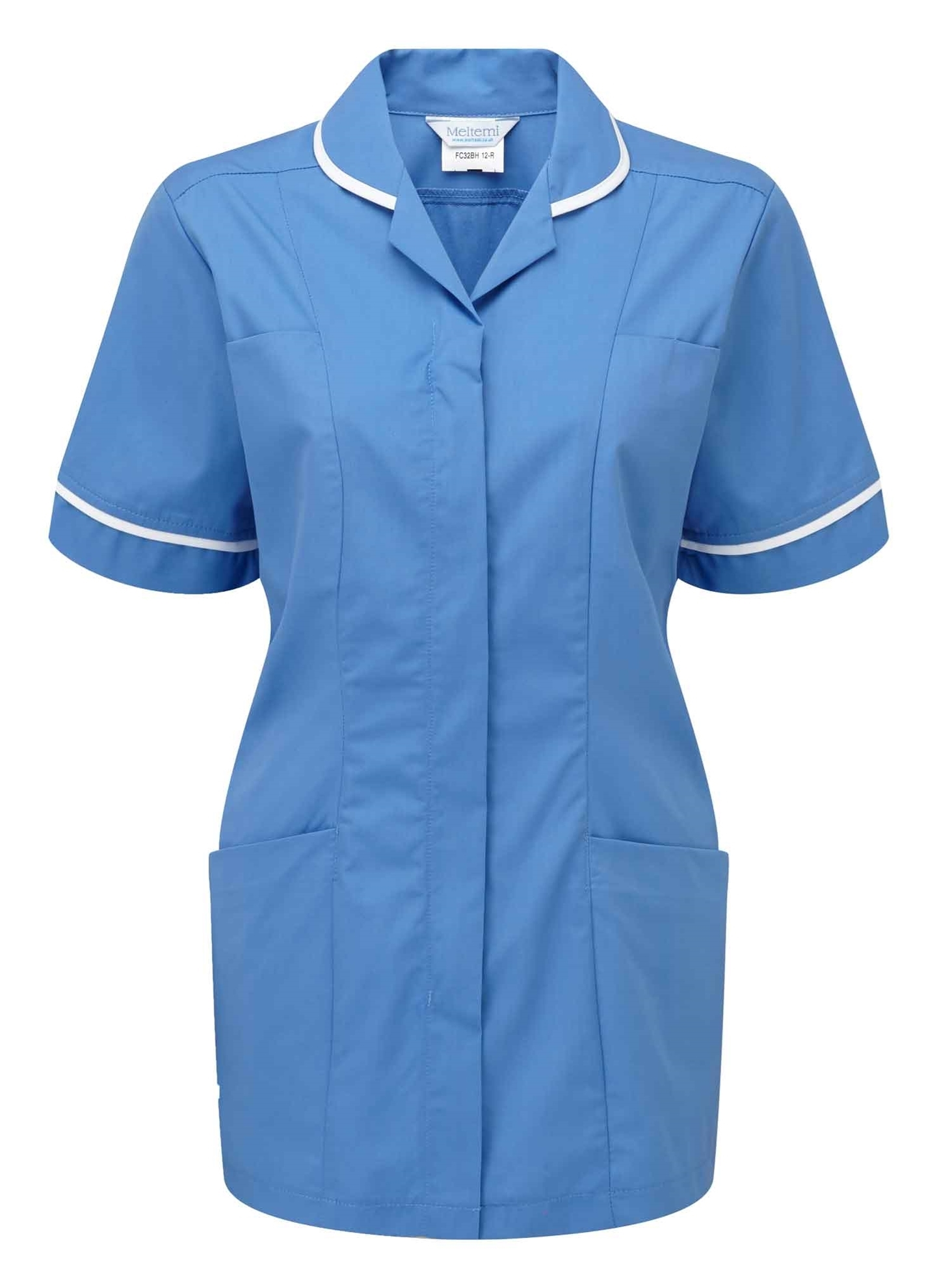 Picture of Lightweight Tunic - Hospital Blue/White