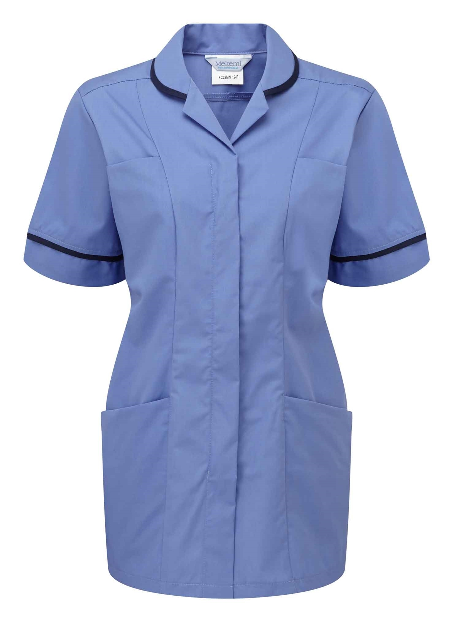 Picture of Lightweight Tunic - Metro Blue/Navy