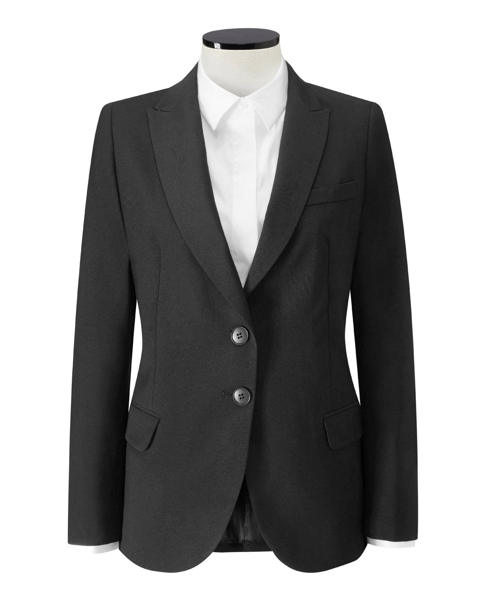 Picture of Ladies Finchley Jacket - Black