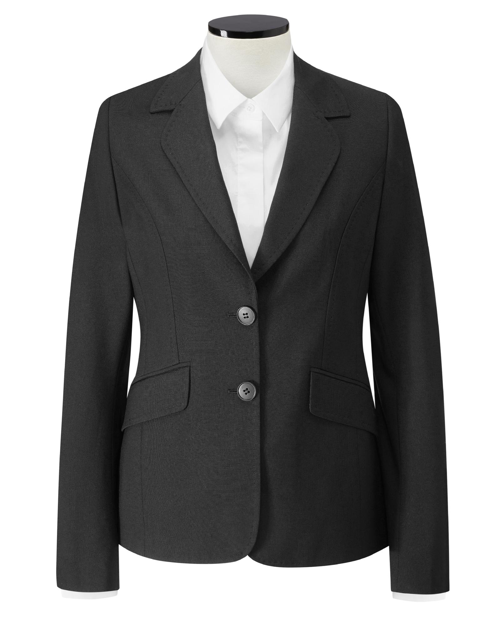 Picture of Ladies Bloomsbury Jacket - Black