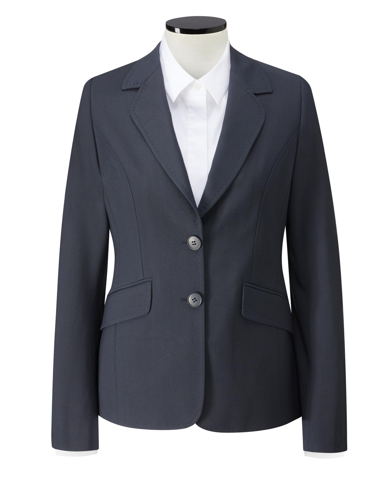 Picture of  Ladies Bloomsbury Jacket - Navy
