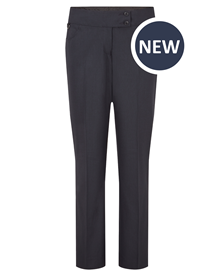Picture of Ladies Maidavale Narrow Parallel Leg Trousers