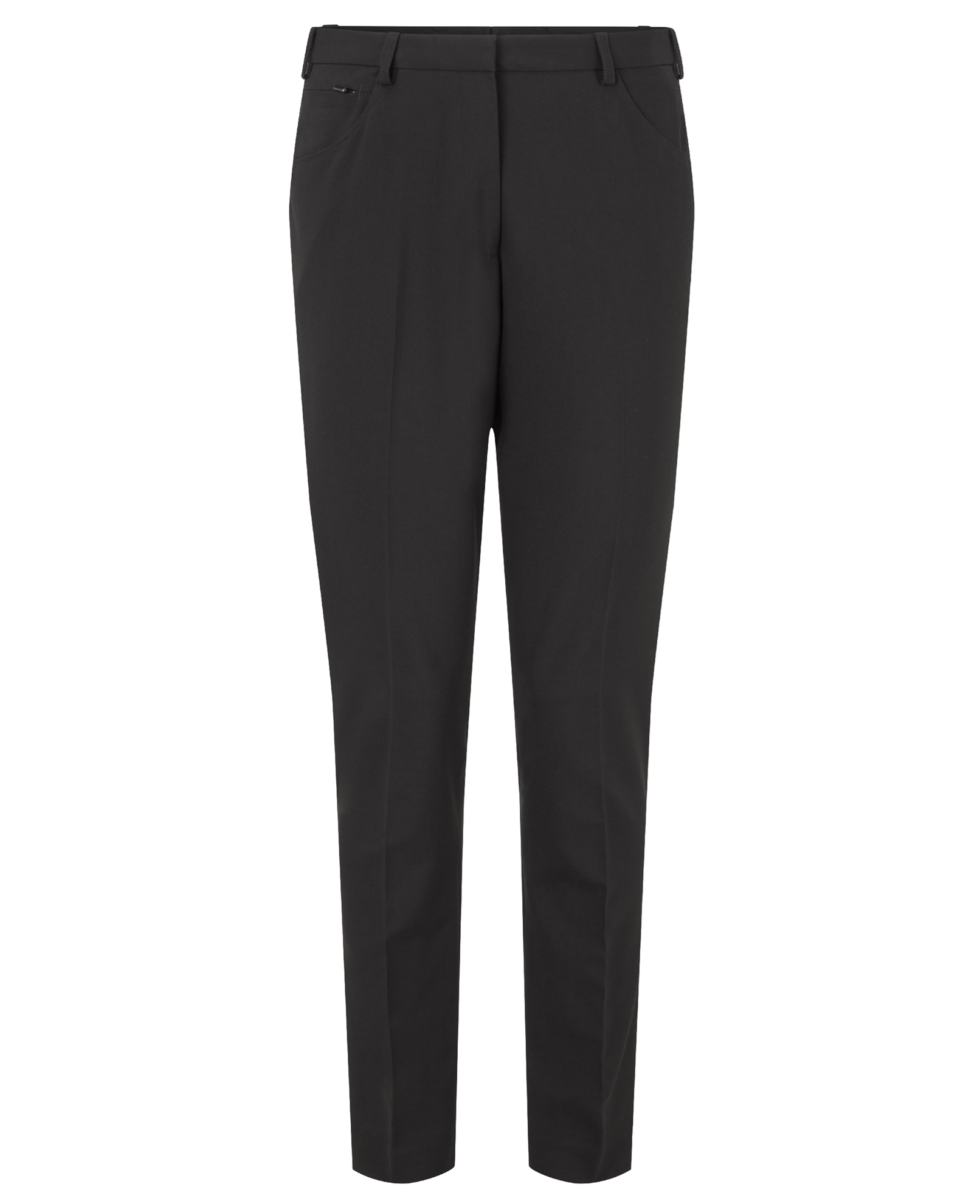 Picture of Chiswick Ladies Slim Fit Trouser - Black