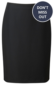 Picture of Easycare Straight Skirt