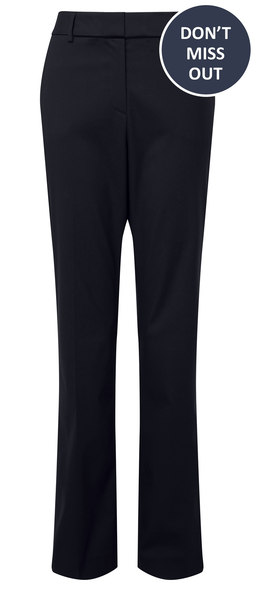 Picture of Straight Leg Trouser - Navy