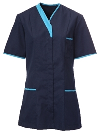 Picture of Contemporary Contrast Female Tunic