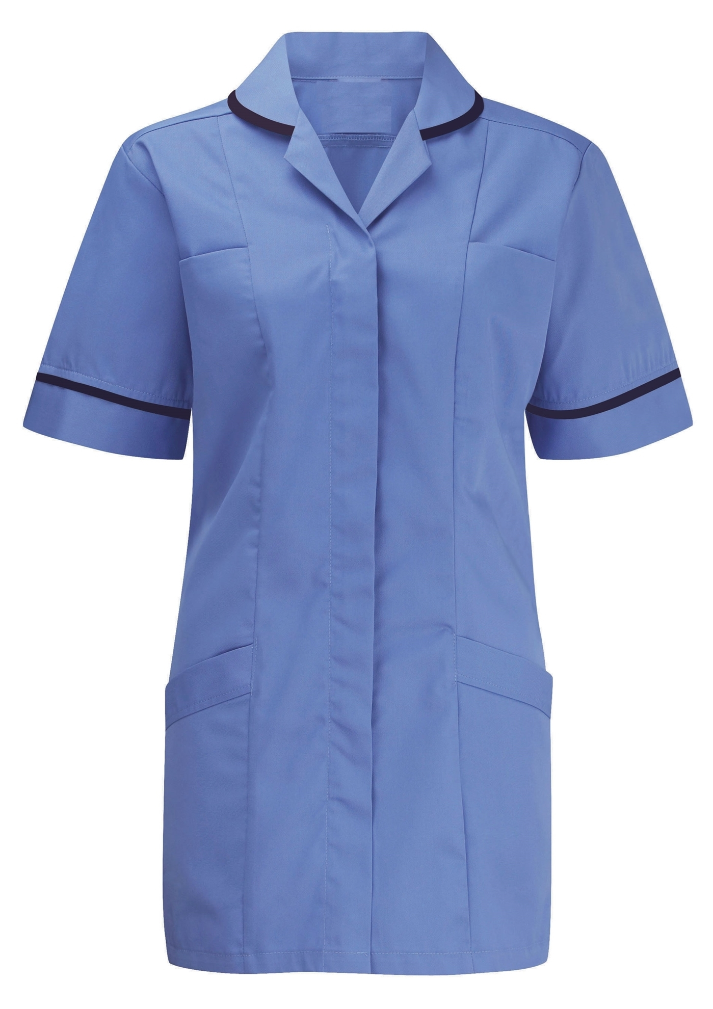 Picture of Advantage Tunic - Metro Blue/Navy